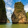 Panak Is., Phang Nga NP<br /> Andaman Sea, Thailand