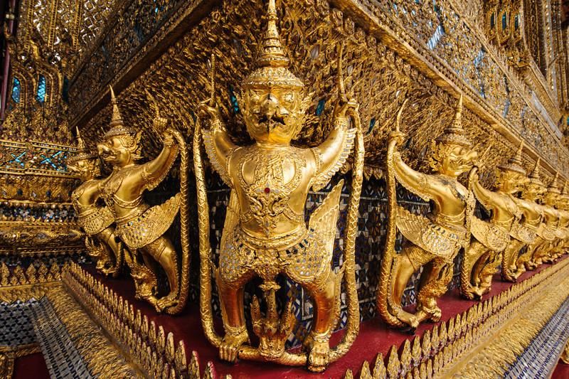 Bangkok Royal Palace detail
