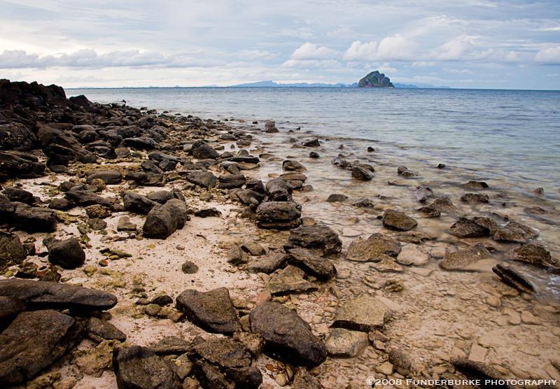 Ko Phi Phi Coast, Thailand