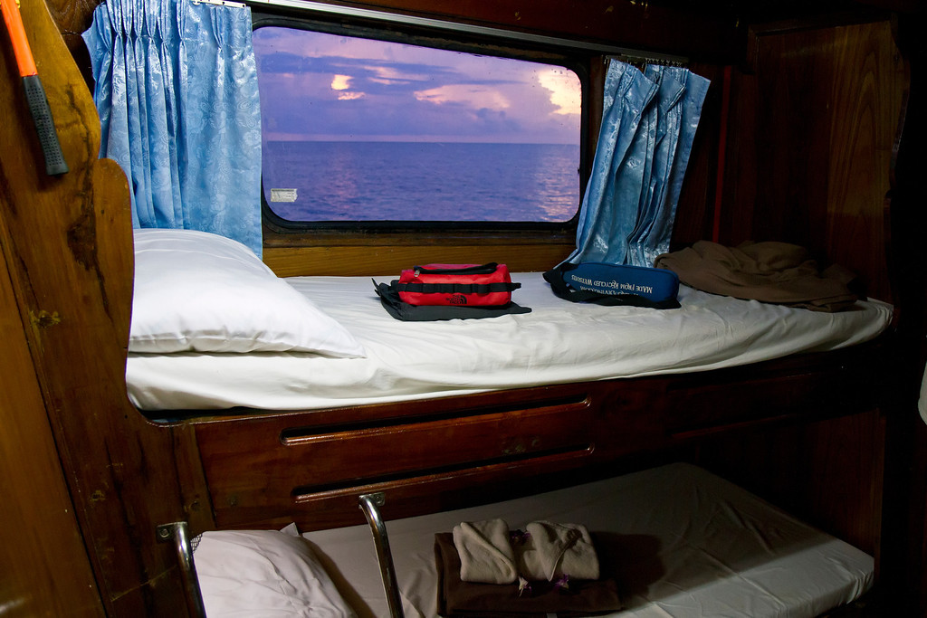 Similan Islands Live-aboard Boat Thailand