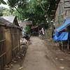 Local neighborhood on Boracay