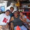 Friendly people in Manila
