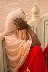 People @ The Taj Mahal