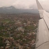 Tb 0007 landing Kathmandu