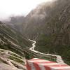Tb 0226 tussen Zhangmu en Nyalam