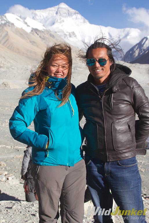 tibet tour - guide Sonam Tenphel