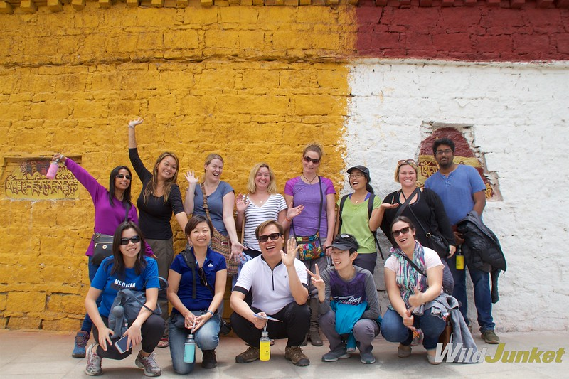 wildjunket tibet tour