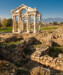 Roman Ruins at Aphrodisias