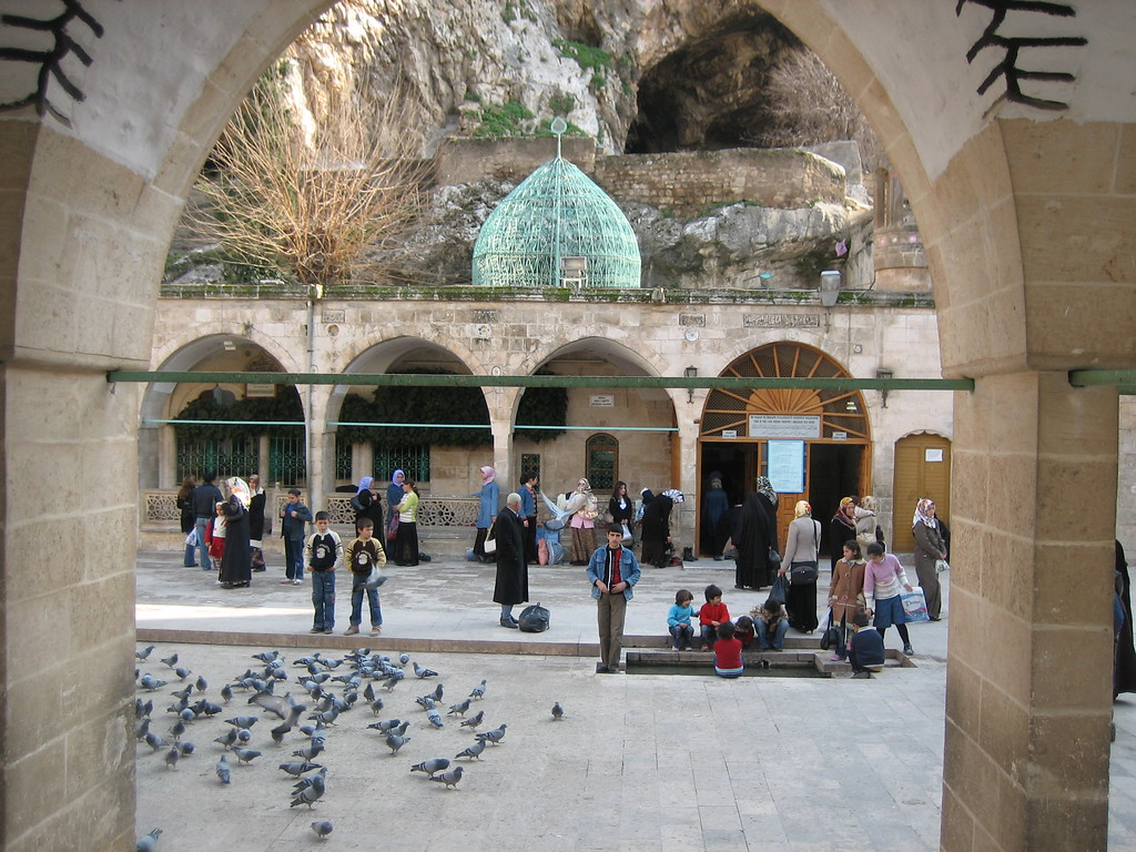"""The Birthplace of Abraham"" - Shali-Urfa, Turkey - Photo"