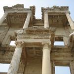 Library of Celsus – Ephesus, Turkey – Photo