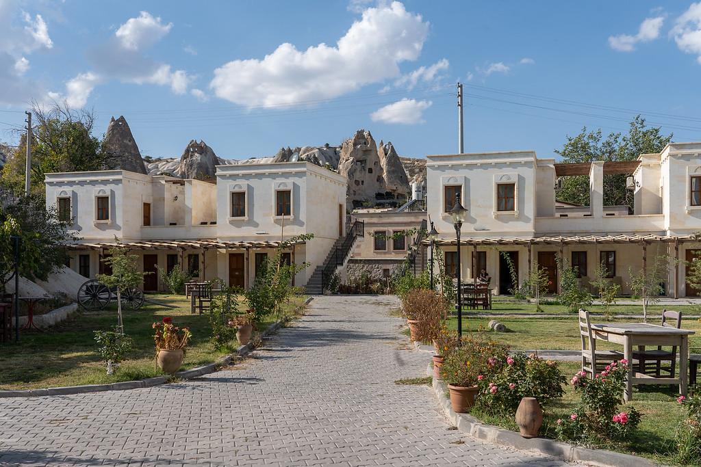 Empire Cave Hotel in Goreme