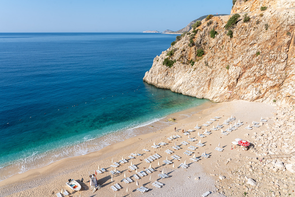 Turkey's Turquoise Coast on the Mediterranean