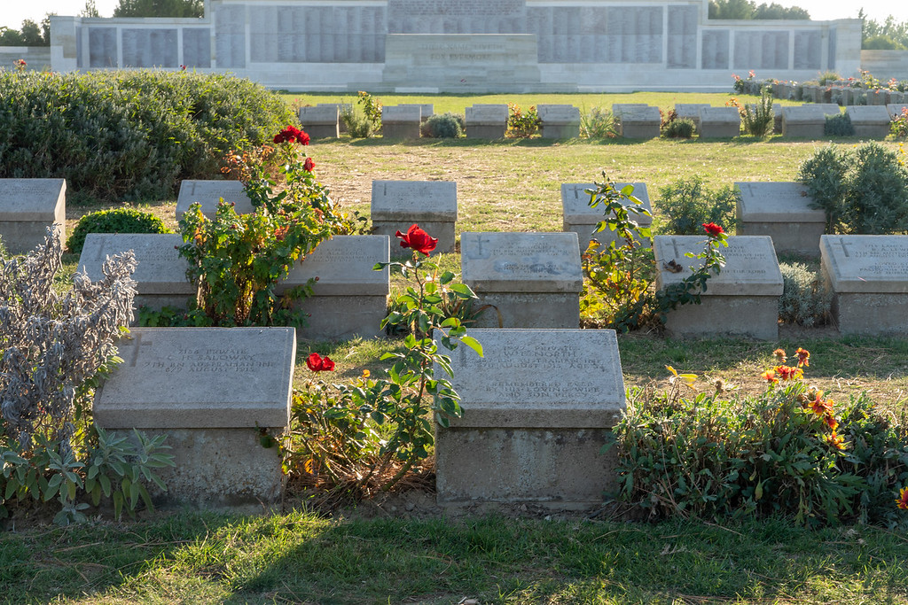 Cemetery at Gallipoli