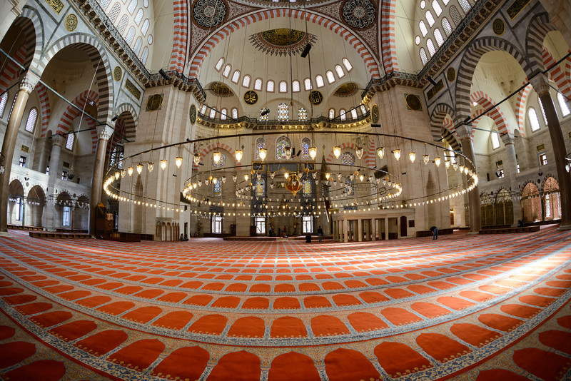 Suleyman the Magnificent Mosque