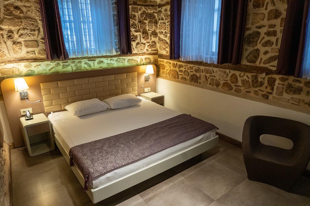 Room at Puding Hotel in Antalya