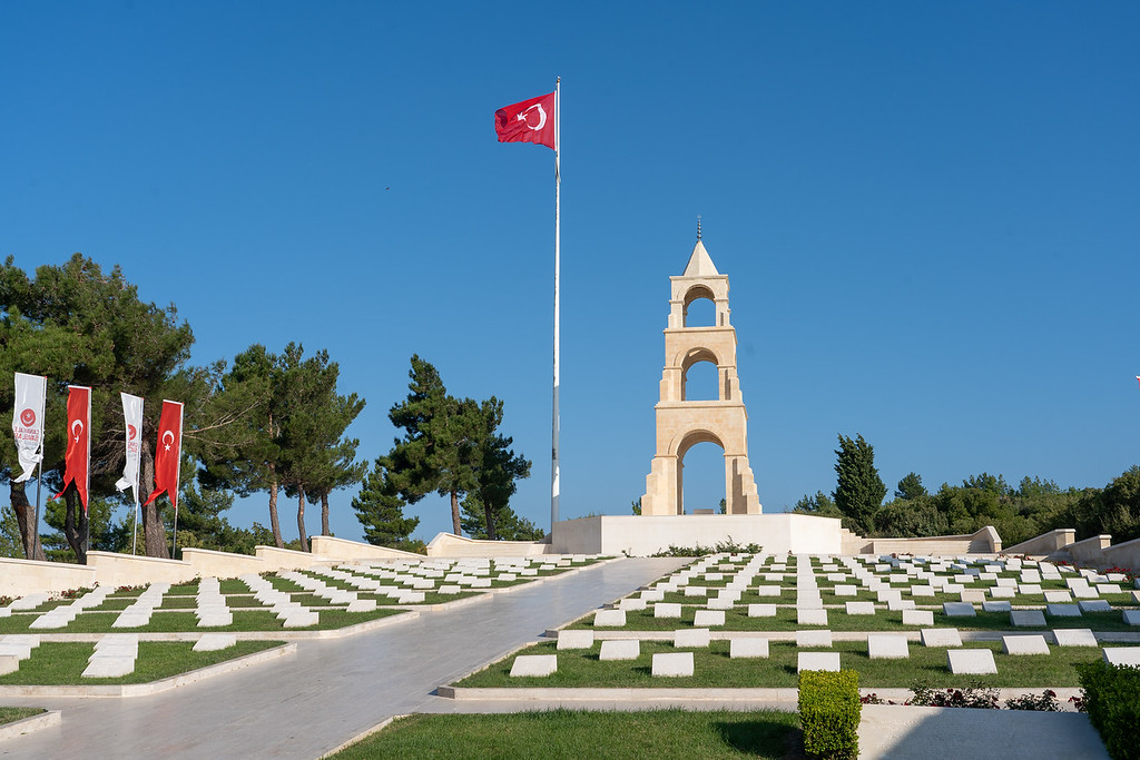 Turkish 57th Infantry Regiment Memorial