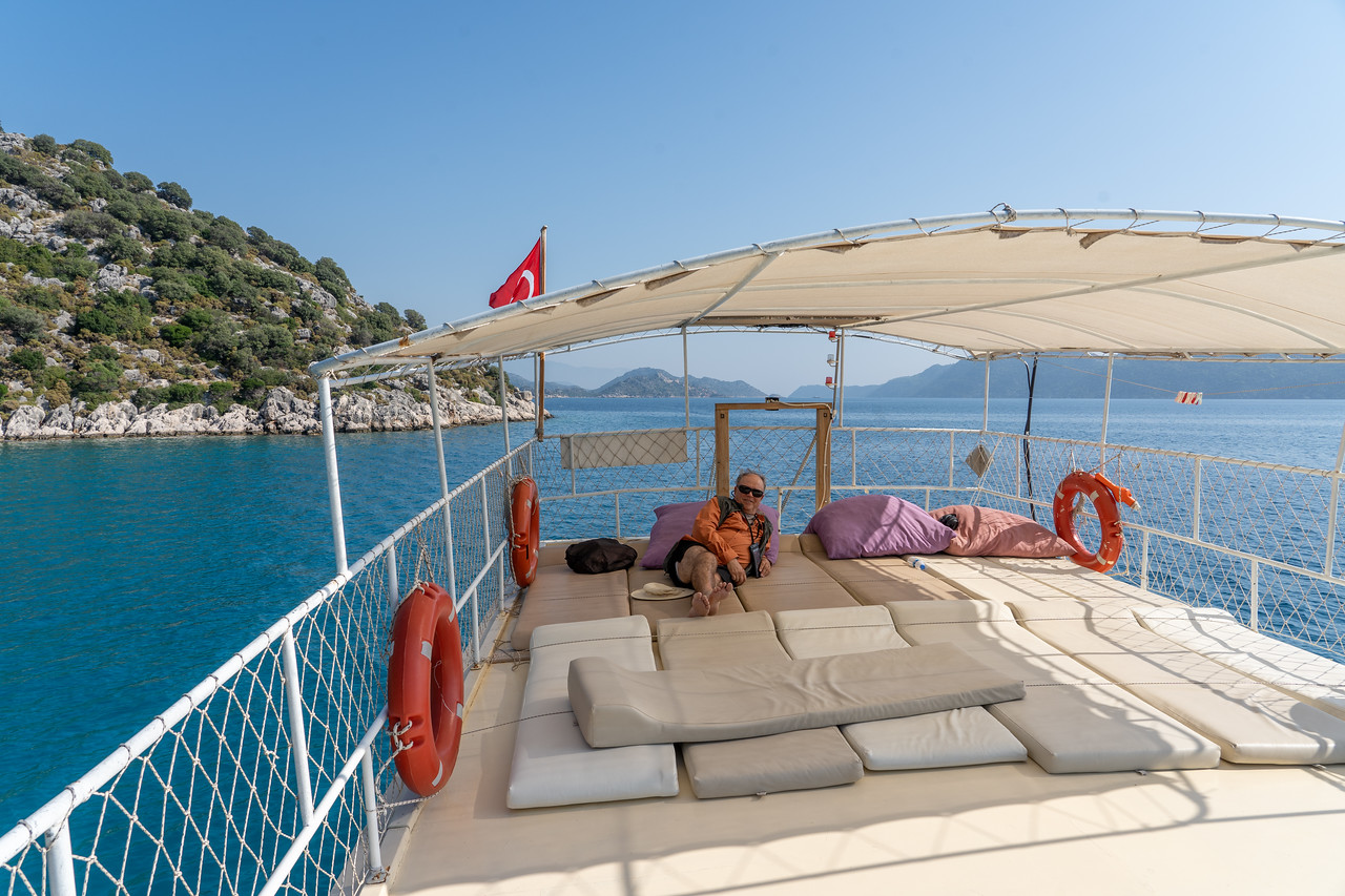 Sailing the Turkish Riviera