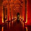 Underground Cistern, Istanbul