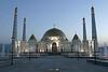 Mosque in Ahsgabat