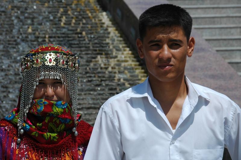 Newlyweds - Ashgabat, Turkmenistan
