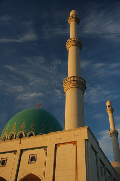 Saparmyrat Hajii Mosque - Geok-Depe, Turkmenistan