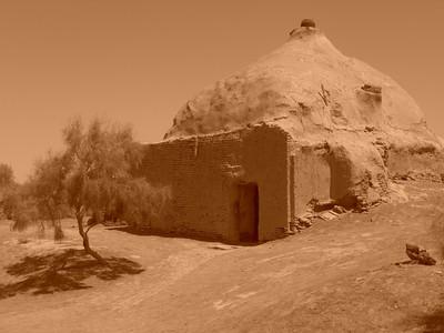 House of Pilgrims at Merv, Turkmenistan