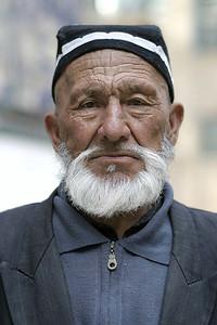 Uzbek man Samarkand