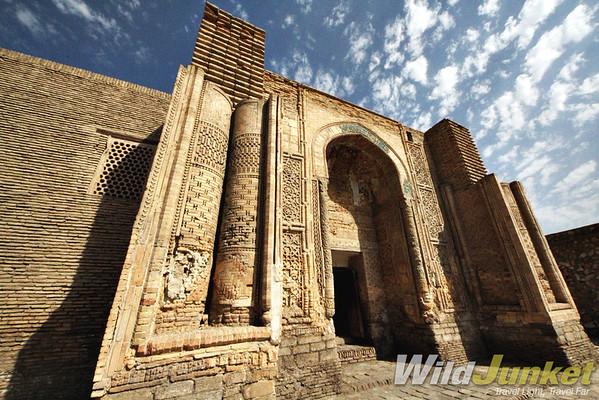 Oldest mosque in Uzbekistan