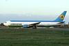 UK67002 Boeing 767-33PER(BCF) c/n 28392 Liege/EBLG/LGG 21-10-20