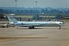 "UK-86575 Ilyushin IL-62M ""Uzbekistan Airways"" c/n 1647928 Manchester/EGCC/MAN 17-08-95 (35mm slide)"