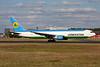 """UK-67001 Boeing 767-33PERF """"Uzbekistan Airways"""" c/n 28370 Frankfurt/EDDF/FRA 03-06-15"""