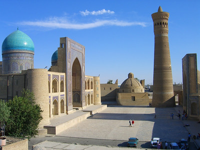 Uzbekistan Travel Photos