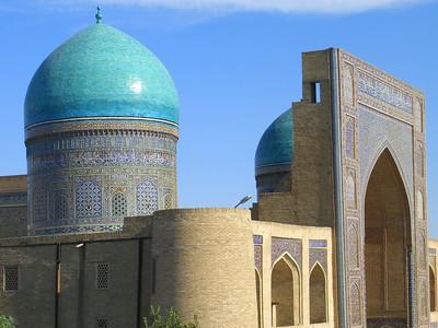 Mir-i-Arab Medressa - Bukhara, Uzbekistan