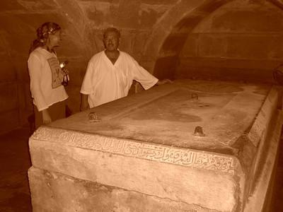 Timur's Intended Tomb - Shakhrisabz, Uzbekistan