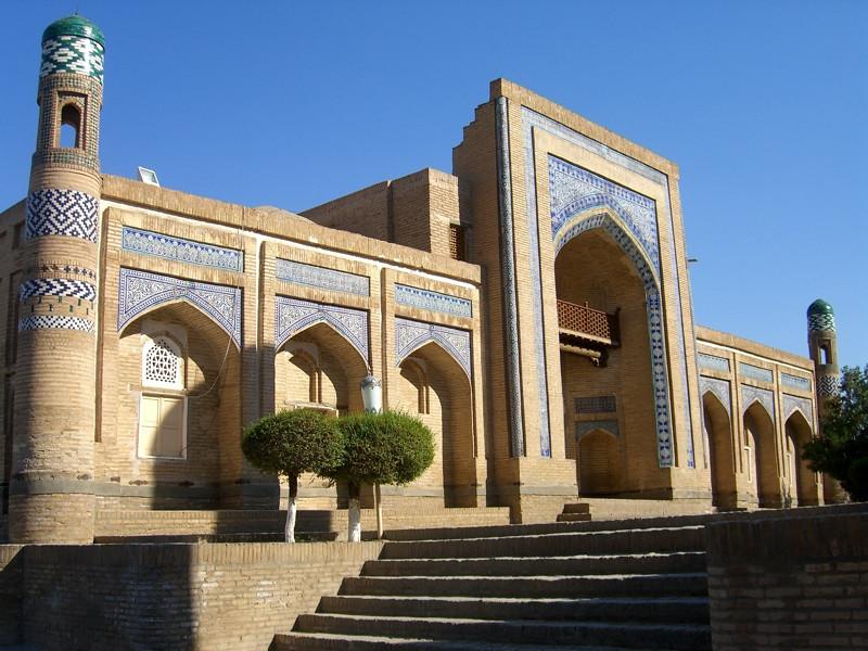 Kutlimurodinok Medressa - Khiva, Uzbekistan