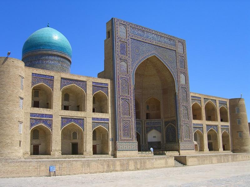 Kalon Mosque - Bukhara, Uzbekistan