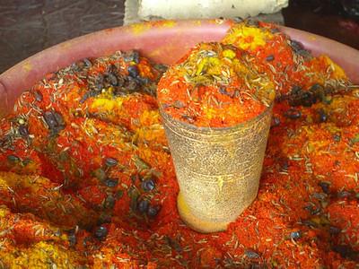 Spice Cocktail at Chorsu Market - Tashkent, Uzbekistan