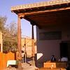 Uz 0017 ons hotel in Khiva