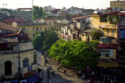 First stop...Hanoi...