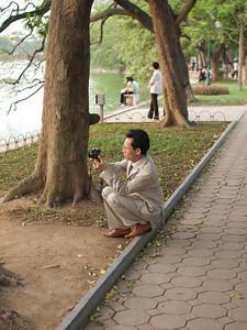 Photography also a businessmas business. (Foto: Geir)