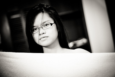 Portrait of Quynh