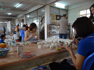 Bat Trang ceramics in Hanoi