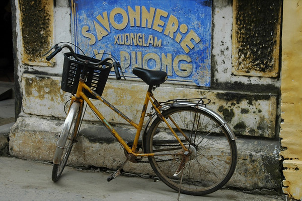 Bicycle - Hoi An, Vietnam