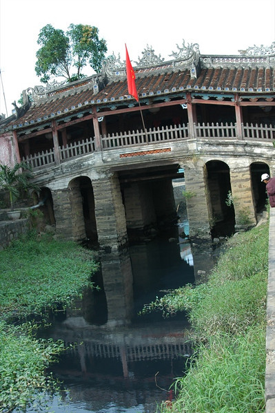Japanese Covered Bridge - Hoi An, Vietnam