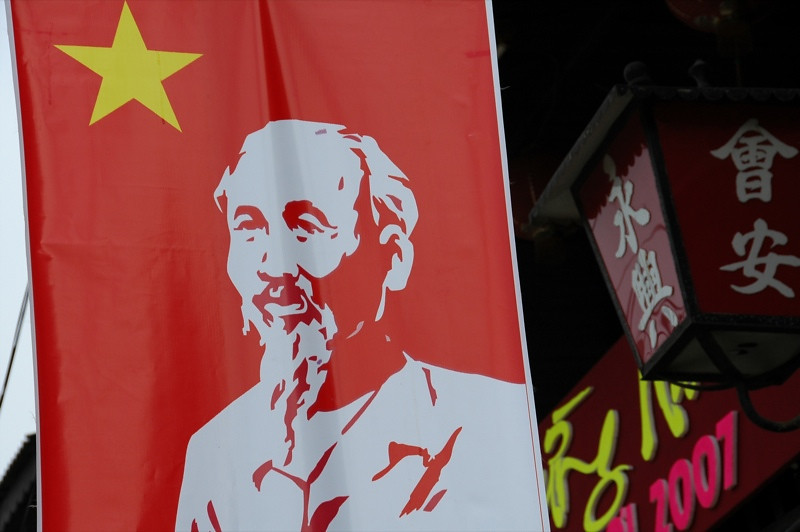 Ho Chi Minh Poster - Hoi An, Vietnam