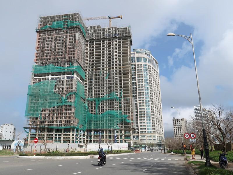 Premier Sky under construction