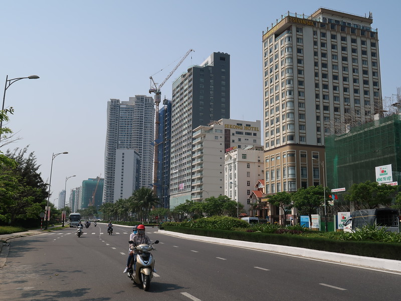 Buildings in Danang