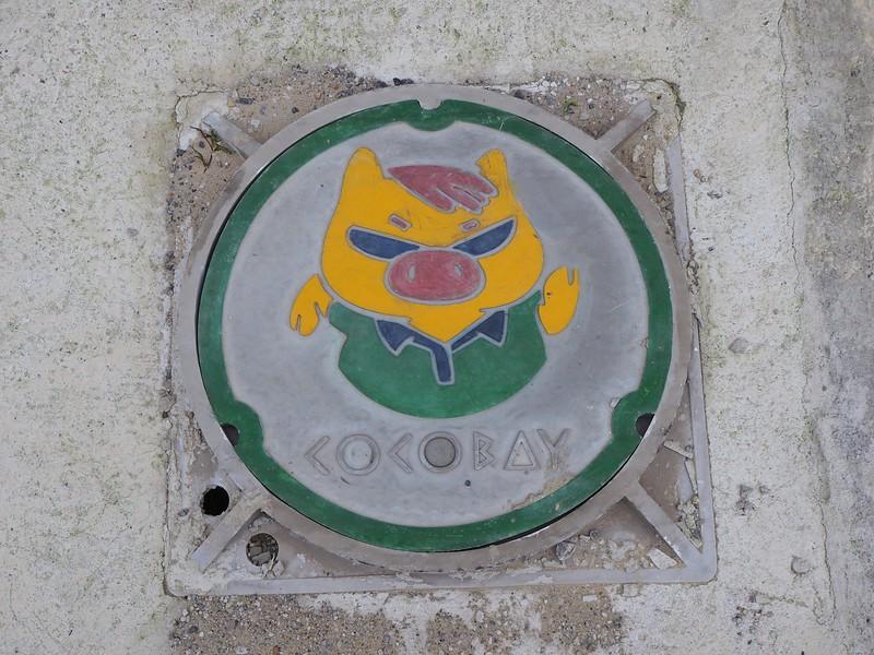 Cocobay utility cover