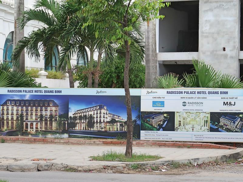Radisson Palace Hotel Quang Binh information