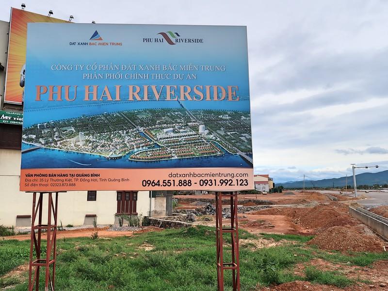 Phu Hai Riverside construction site